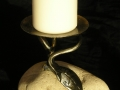 small rock candlestick 3