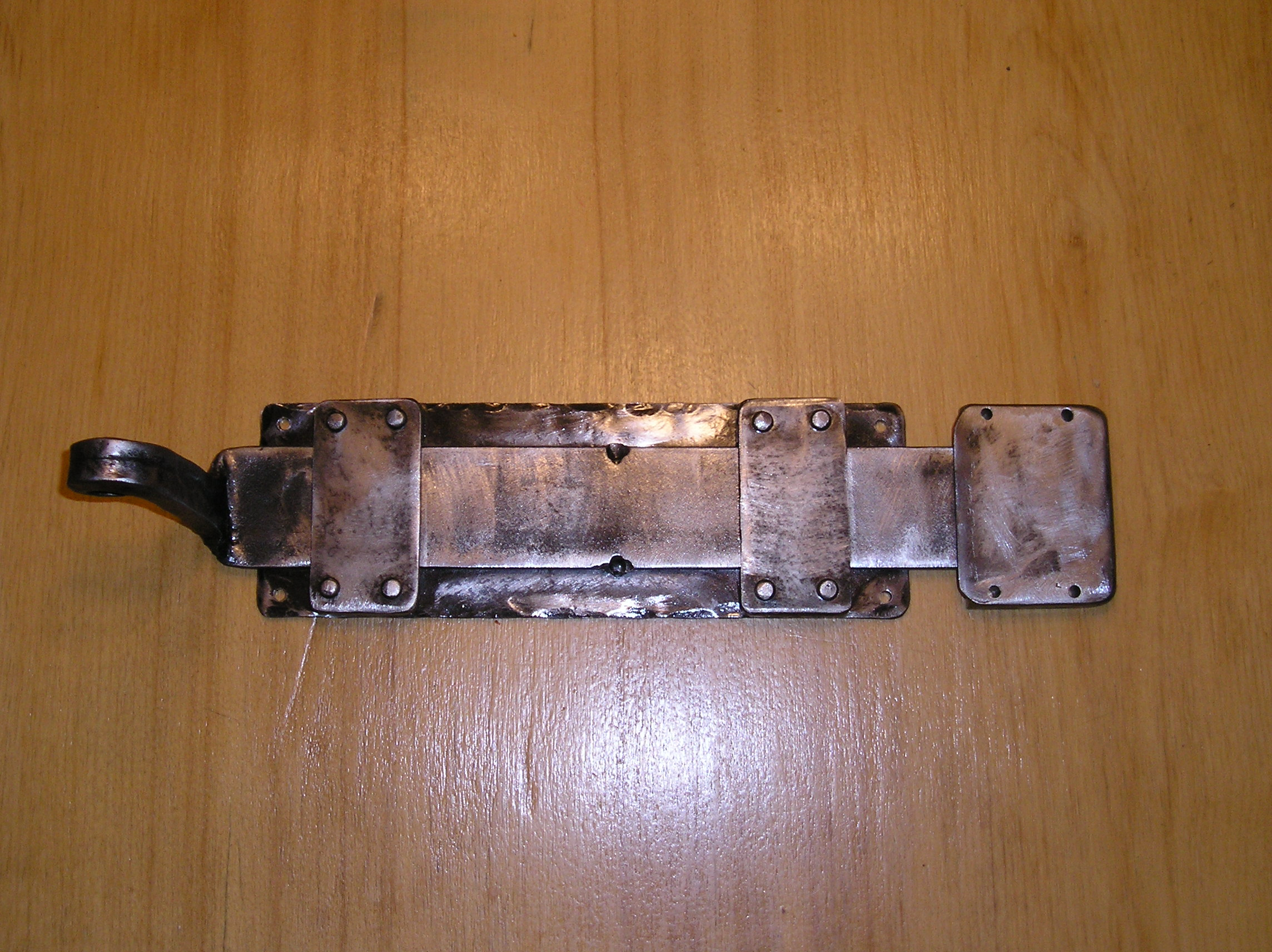 top view latch